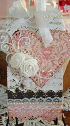 Shabby Tag by Rene for Remember This Remember That