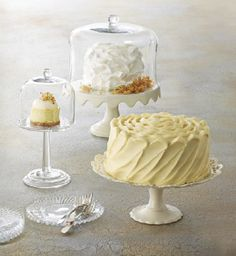 Image Result For Martha Stewart Scalloped Cake Stand And Dome