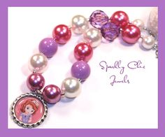 Princess Sophia Bottlecap Necklace