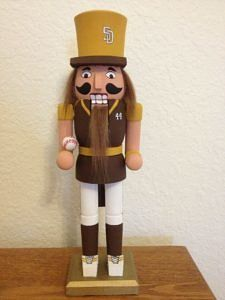 CLICK HERE TO PURCHASE from CustomNutcrackers.com. Get this unique Baseball…