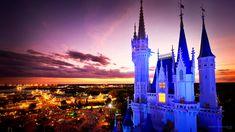 Fondo de pantalla para computadora o iPad de Castillo Disney Navideño / Disney Wallpaper / Disney Parks Blog