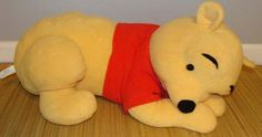 Fisher Price Disney Large Winnie the Pooh Plush Stuffed Animal 24 inch #FisherPrice
