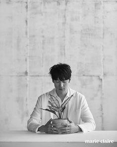 Lee Je Hoon - July issue of Marie Claire Asian Actors, Korean Actors, Tomorrow With You, Lee Je Hoon, Joon Hyuk, Best Kdrama, Lee Seung Gi, Korean Star, Japanese Men