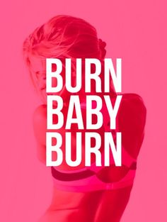 Get that daily burn! #fitspiration #healthy #motivation