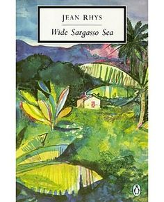 Wide Sargasso Sea -- prequel to Jane Eyre -- Caught in an oppressive patriarchal society in which she belongs neither to the white Europeans nor the black Jamaicans, Rhys's novel re-imagines Brontë's devilish madwoman in the attic.