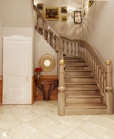 schody - zdjęcie od Shtantke Interior Design - Schody - Styl Art- deco - Shtantke Interior Design