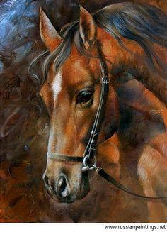 Brahinsckiy Arthur - 'Horse Head'