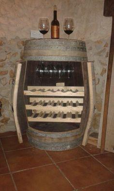 Tonel botellero