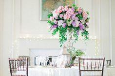 Wedding Centerpiece - Donna Lams Photo