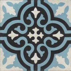 Moroccan Encaustic Cement Pattern 03e