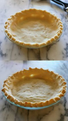 This Banana Cream Pie recipe is made with a super easy homemade custard and layers of bananas. If you're looking for a tried and true recipe, this is it! Sweets Recipes, Brunch Recipes, Cooking Recipes, Desserts, Easy Lemon Pie, Cream Pie Recipes, Homemade Pie Crusts, Banana Cream, Pie Dessert