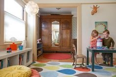 Noe Family Home - eclectic - Kids - San Francisco - Alden Miller Interiors