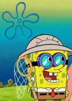 Bob 2 Spongebob Memes, Cartoon Memes, Cartoon Pics, Tumblr Wallpaper, Iphone Wallpaper, Friendship Wallpaper, Matching Wallpaper, Meme Stickers, What To Draw