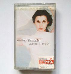 Emma Shapplin - Carmine Meo / The First Press1997 Thailand Cassette >Brand NEW< #SingerSongwriter