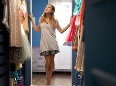 Pro tip: Febreze your closet.
