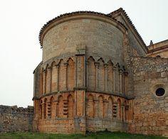 Castrillo de Solarana (Burgos). Iglesia de San Pedro