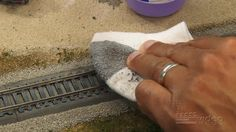 In this video, Kent Johnson shows you how to clean track on a model railroad of any size or scale. Happy Birthday Friend, Cleaning Toys, Model Train Layouts, Train Set, Having A Blast, Models, Model Trains, Scale, Track
