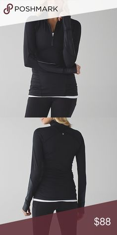 Lululemon Kriss Kross 1/2 Zip Pullover Brand new with tags. Never worn. lululemon athletica Jackets & Coats