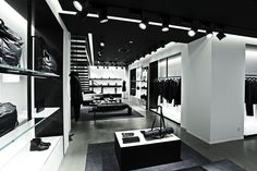 Alexander Wang Toyko Aoyama by Christian Lahoude & Alexander Wang - Retailand Retail Design