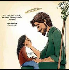 St Joseph Catholic, Jesus Loves Me, Real Love, Blessed, Lord, Saint Joseph, Alice, Beautiful, Quotes