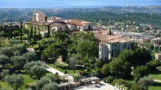 Cau Saint Martin Cote D Azur France