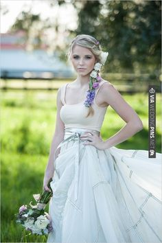 silver wedding sash | CHECK OUT MORE IDEAS AT WEDDINGPINS.NET | #weddingfashion