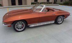 1964 Corvette Sting Ray Roadster