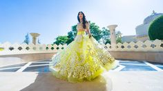 Looking for Twirling bride in lime green lehenga for mehendi? Browse of latest bridal photos, lehenga & jewelry designs, decor ideas, etc. on WedMeGood Gallery. Indian Destination Wedding, Indian Wedding Planning, Wedding Album, Wedding Pics, Wedding Ideas, Wedding Story, Wedding Dresses, Wedding Bells, Wedding Details