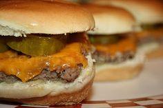 Homemade Beef Sliders