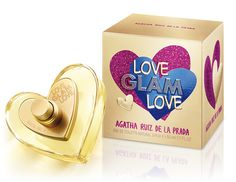 Agatha Ruiz de la Prada Love Glam Love ~ New Fragrances