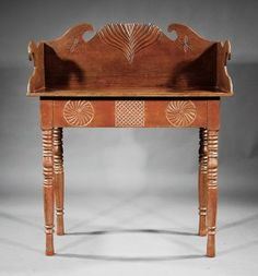 A West Indies Boldly Carved Hardwood Sideboard
