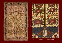 ANTIQUE KASHKULI RUGS , ANTIQUE IRAN AND TURKEY RUGS_B000000029