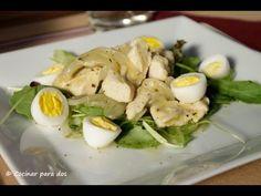 Lekue Chicken in marinade Light Recipes, Tupperware, Potato Salad, Healthy Eating, Healthy Food, Food And Drink, Pork, Menu, Healthy Recipes