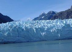 Margerie Glacier im Glacier Bay National Park  © Copyright National Park Service