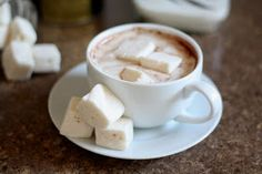 Barefeet In The Kitchen: Springy, Fluffy Homemade Marshmallows - Corn Syrup Free