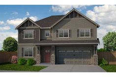 $271,990 To $318,213 Lancastle II by Richmond American Homes in Puyallup, Washington