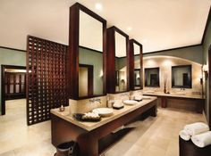 Omni Tucson National Golf Resort & Spa , Tucson, AZ spa, view spa photos and see spa treatments. You can also purchase spa gift cards online instantly. Spa Day At Home, Home Spa, Changing Room, Wellness Spa, Hospitality Design, Resort Spa, Hotels And Resorts, Lockers, Golf Travel