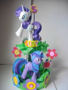 pony1 Dora Alicia Cruz Anell Churro Y Atole, Diy Box, My Little Pony, Princess Peach, Projects To Try, Scrapbook, Diy Crafts, Dolls, Kids