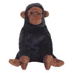 Ty Beanie Babies Congo the Gorilla Retired Kids Toy Store, New Kids Toys, Beanie Buddies, Ty Beanie, Monkey Style, Baby Gorillas, Birthday Bag, Buy Toys, Toy Sale
