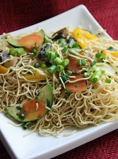 Jo and Sue: Double Happiness Chow Mein Paleo Recipes Easy, Raw Food Recipes, Asian Recipes, Beef Recipes, Ethnic Recipes, Yummy Recipes, Chinese Recipes, Food Tips, Healthy Dishes