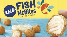 First new Happy Meal in a decade? Fish McBites | Newsday Free Mcdonalds, Mcdonalds Gift Card, Discontinued Food, Fish Nuggets, Fish Sandwich, Junk Food, Snacks, Meals, Breakfast