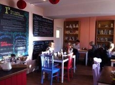 our Reader Cafe