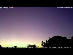 SunRise Adelaide time Lapse  Tue 22 03 2016