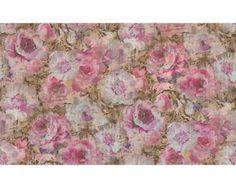 "Blumentapete aus der Kollektion ""Eternity"". A.S. Création Tapete 305671"