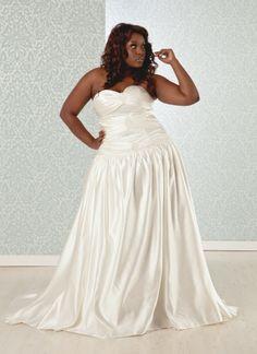 Plus Size Weddiing Dresses