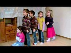 Das Märchen vom Rübchen - Umgesetzt als Bewegungsgeschichte im Kindergarten - YouTube
