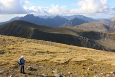 """An """"easy"""" walk on Skye? Scottish Mountains, Scottish Highlands, B & B, Wonderful Places, Whisky, Climbing, Mount Everest, Scotland, Wildlife"""