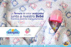 Bebé Ternura México y Cobijitas Sueños Dulces compartiendo momentos para darle a tu bebé lo mejor de su vida!
