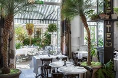 In Auckland, Ponsonby Is Not to Be Missed Beautiful Interior Design, Beautiful Interiors, Beautiful Gardens, Landscape Design, Garden Design, Old Post Office, Interior Fit Out, Auckland, Restaurant Design