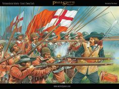 Parlamentarian Infantry - Essex's Tawny Coats